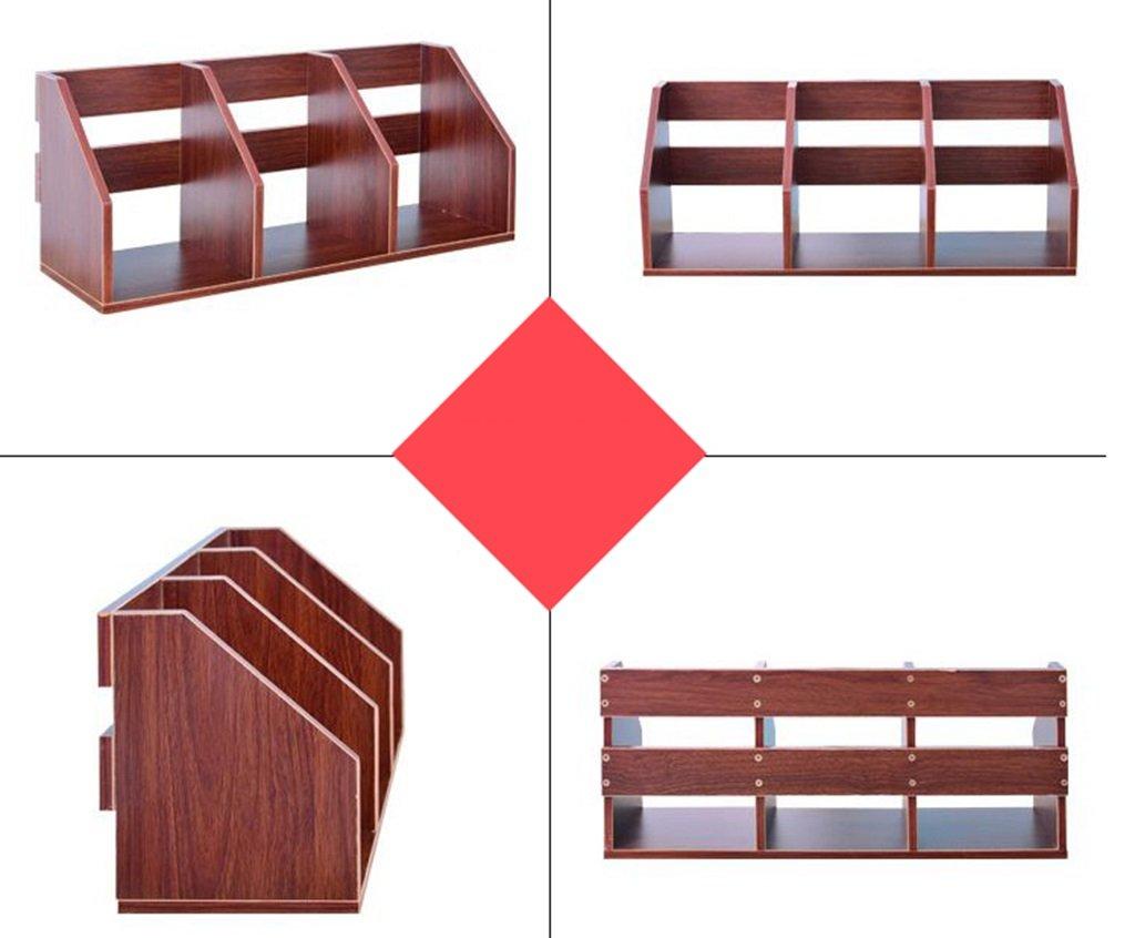 Amazon.com: LPYMX - Estantería de escritorio para decoración ...