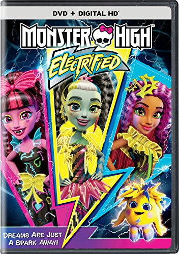 Monster High: Electrified -
