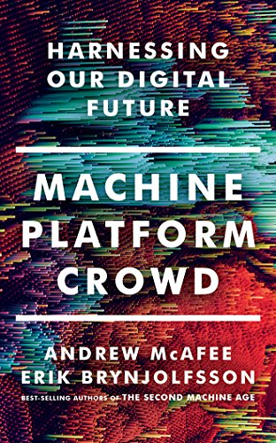 Machine, Platform, Crowd: Harnessing Our Digital Future by Brilliance Audio