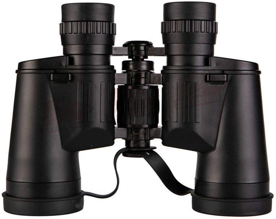 Binoculares de Alta definición 8X40 Viajes de Turismo Espejo de Gran Angular Gran Angular de 24 mm