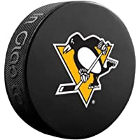 Pittsburgh Penguins Basic Collectors NHL Hockey Game Puck