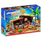 Playmobil Nativity Stable with Manger Building Set