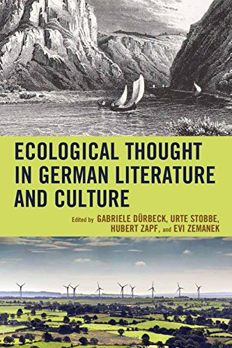 Books : Ecological Thought in German Literature and Culture (Ecocritical Theory and Practice)