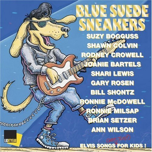 Price comparison product image Blue Suede Sneakers by Various Artists (1995-10-10)