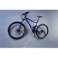 trelixx Soporte de Pared para Bicicleta acrílico Transparente