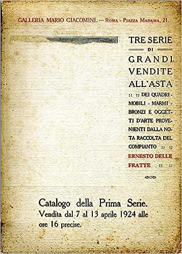 Amazon.it: Tre Serie Di Grandi Vendite All\'Asta Dei Quadri ...