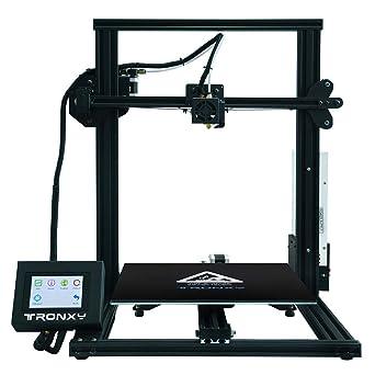Amazon.com: TRONXY XY-3 Impresora 3D Pro Impresión con Gran ...