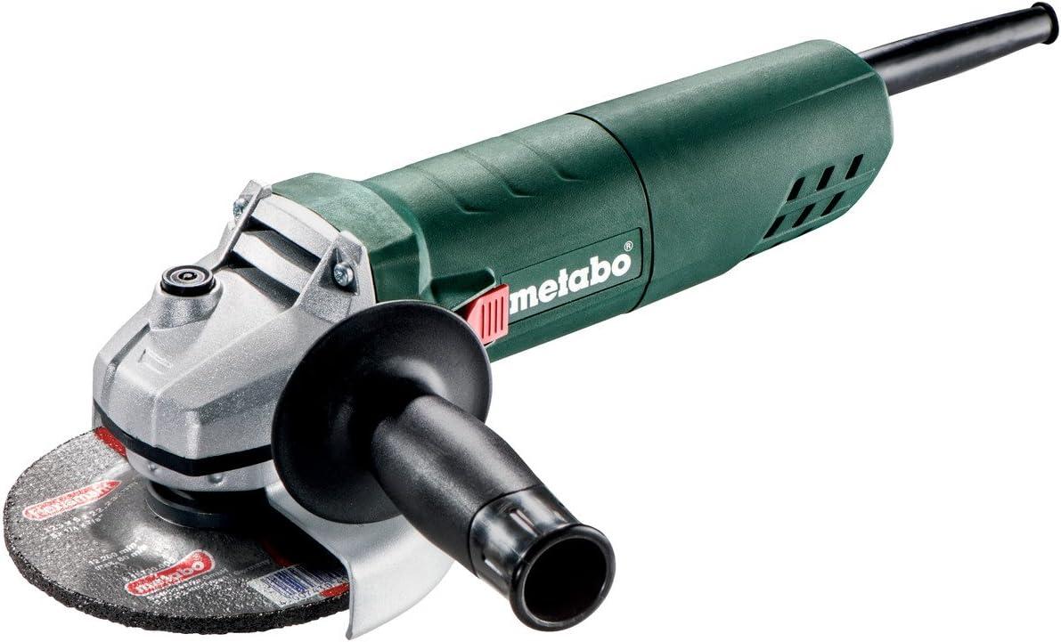 METABO Winkelschleifer W 1100-125 ; Karton 603614000