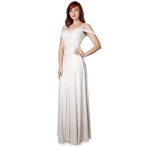 Evanese Women's Elegant Slip O...