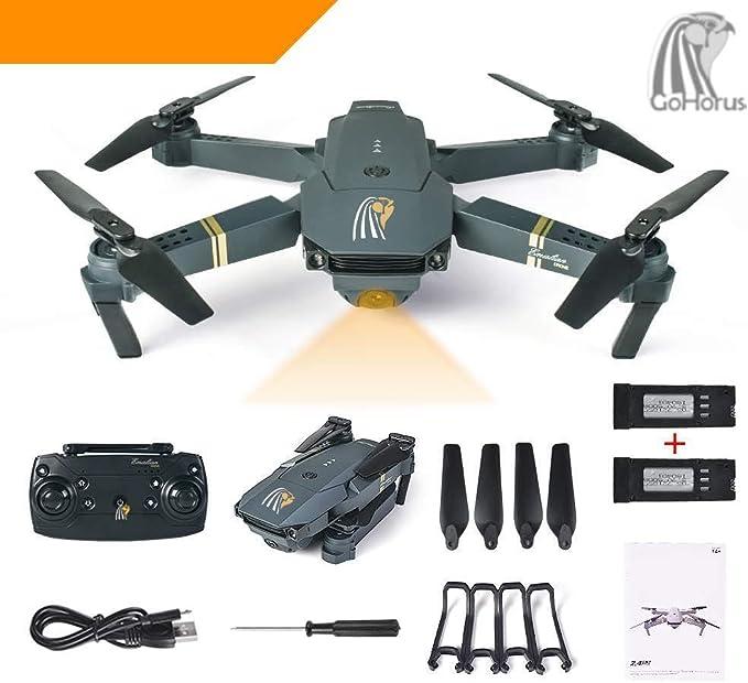 ZYGY 4PCS Motor para E58 S168 JY019 Plegable RC Quadcopter Motor de Avi/ón Modelo Repuesto de Drone