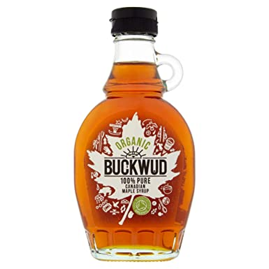 ce53288167d Buckwud Maple Syrup 250g  Amazon.co.uk  Grocery