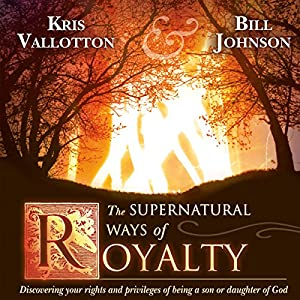 The Supernatural Ways of Royalty Hörbuch