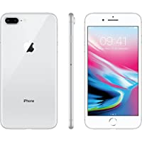 "iPhone 8 Plus Apple 64GB Prata Tela Retina HD 5,5"" IOS 11 4G e Câmera de 12 MP"