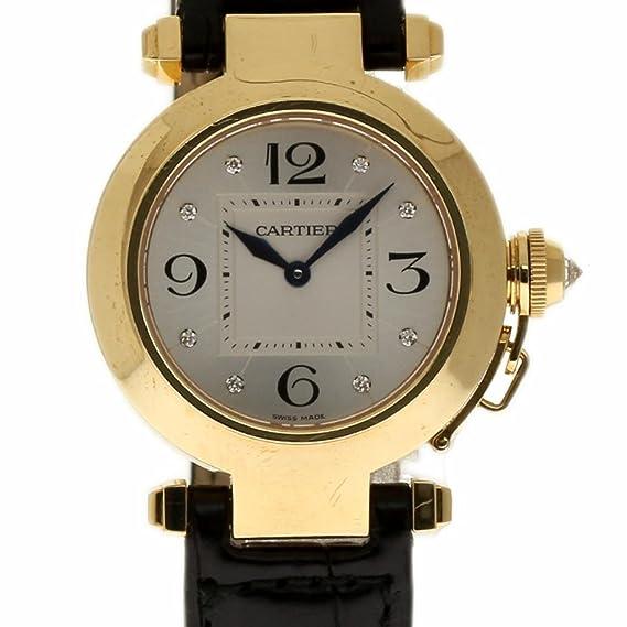Reloj pasha de cartier mujer