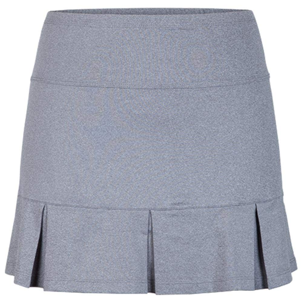 Tail Activewear Women's Doral 14.5 Length Skort Small Frosted Heather