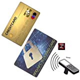 Qupida Credit Card Protector-RFID Blocking NFC