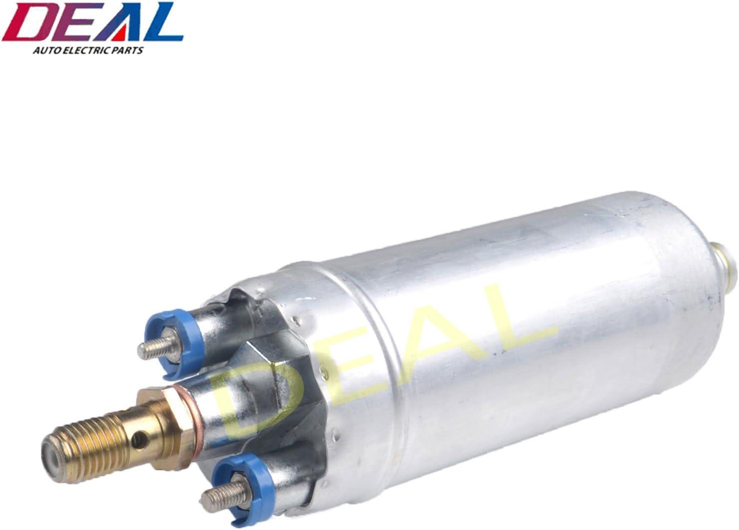DEAL Set of 2 New EFI Electric External In-Line Fuel Pump Fit Benz C//CL//E//S//SL Class E8177