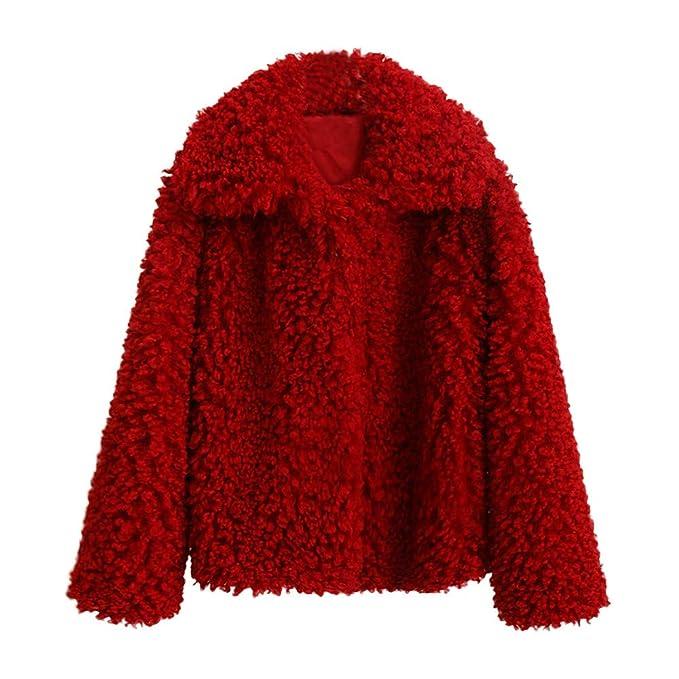Abrigos De Mujer Invierno Plumas, Abrigos De Mujer Invierno, Chaquetas De Mujer Mayor, Abrigos De Mujer Cuero, Vino Rojo, M: Amazon.es: Ropa y accesorios