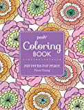 This is an image of Rare Posh Coloring Book Soothing Designs