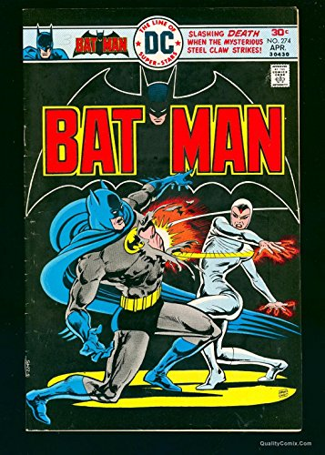 Batman #274 FN/VF 7.0