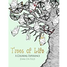 Trees of Life - A Coloring Experience