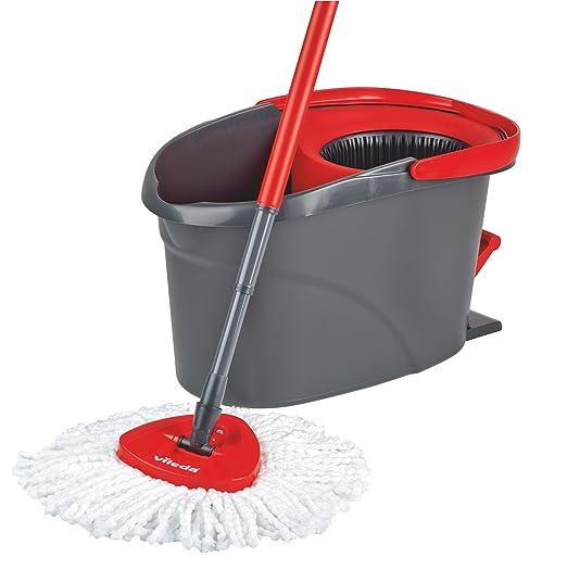 144 opinioni per Vileda 140825 Easy Wring & Clean Sistema Lavapavimenti con Centrifuga a Pedale