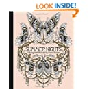 "Summer Nights Coloring Book: Originally Published in Sweden as ""Sommarnatt"" (Daydream Coloring Series)"