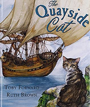 book cover of The Quayside Cat