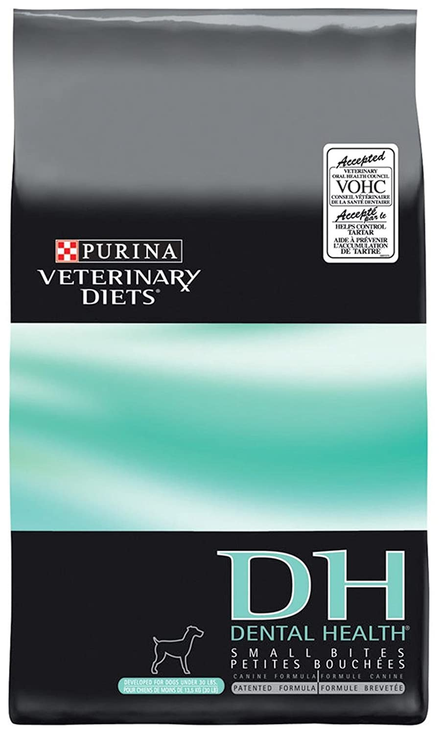 Purina Veterinary Diets Canine (Small Bites) DH Dental Health - 6lb