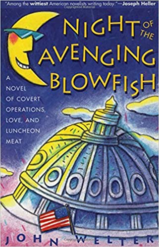 Image result for night of the avenging blowfish amazon