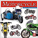 The Ultimate Motorcycle 2017 Wall Calendar
