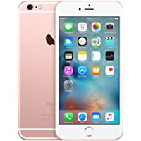 Apple iPhone 6s Plus Apple iPhone 6S Plus with FaceTime - 64GB, 4G LTE, Rose Gold - Rose Gold (Pack of1)
