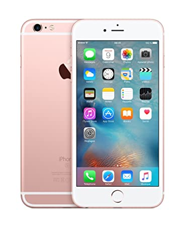 Apple IPhone 6s Plus Smartphone 139 Cm 55 Zoll