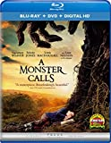 A Monster Calls (Blu-ray + DVD + Digital HD)