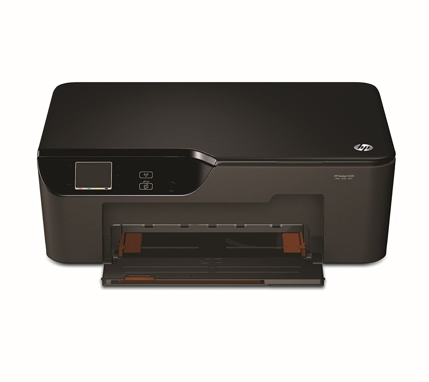HP Deskjet 3520 e-All-in-One - multifunction (printer/copier/scanner)  (color) (CX056A#B1H) -: Amazon.in: Computers & Accessories