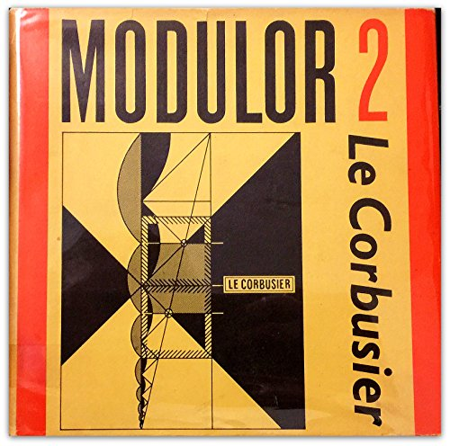 Modulor 2, 1955: (let the user speak next) continuation of