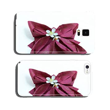 Napkin folding lotus flower on white background cell amazon napkin folding lotus flower on white background cell phone cover case iphone5 mightylinksfo