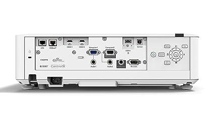 Epson PowerLite EB-L610W Video - Proyector (6000 lúmenes ...