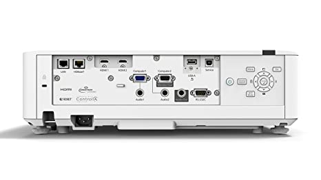 Epson PowerLite EB-L610W Video - Proyector (6000 lúmenes ANSI ...