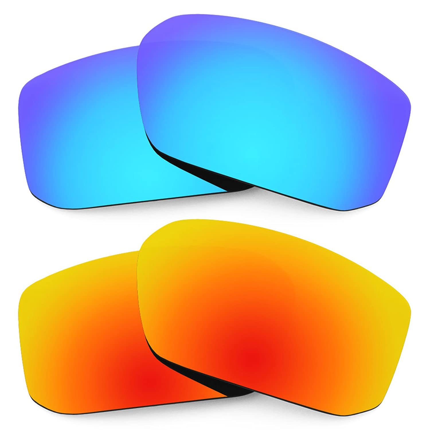 Revant Replacement Lenses for Spy Optic McCoy 2 Pair Combo Pack K002
