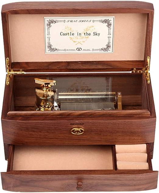Caja de música de Madera, Personalizable, para el día de San ...