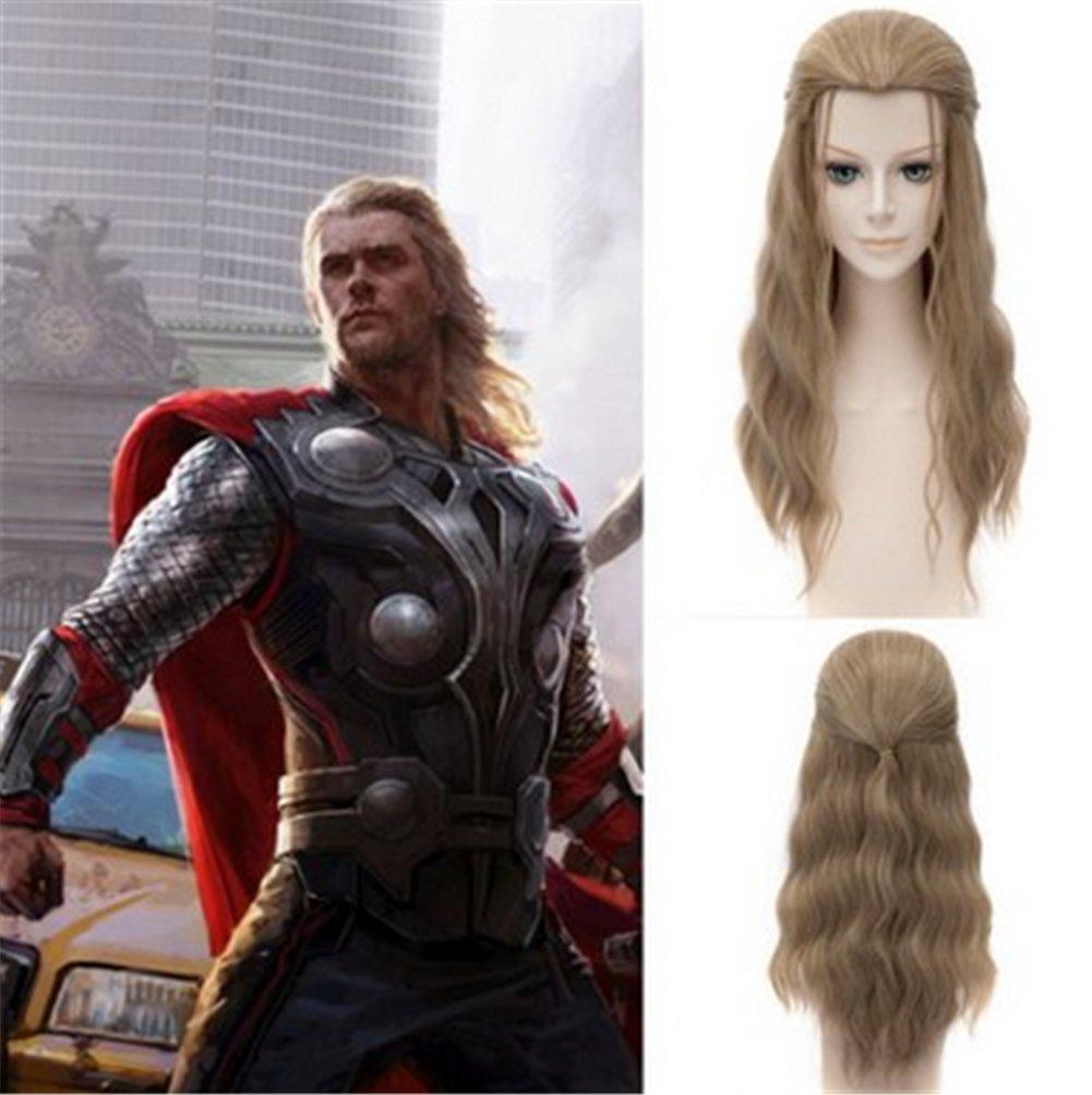 Avengers Cosplay Thor Wig