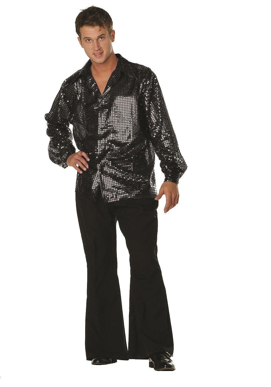 RG Costumes Disfraces RG 85177-BK Plus Size Disco Inferno 70 ...