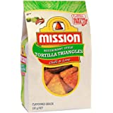 Mission Restaurant Style Tortilla Triangles, Chilli & Lime Corn Chips, 230g