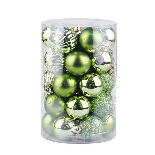 TBBA Balón de Oro árbol de Navidad Chucherías Onaments ...