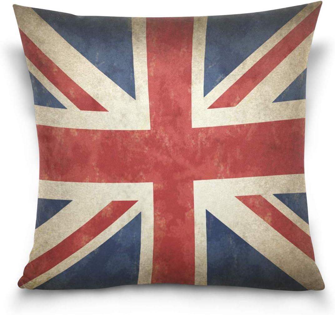 Linomo Throw Pillow Cover 16x16 inch
