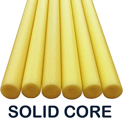 Oodles of Noodles Deluxe Solid Core Foam Pool Noodles