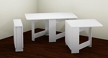 Klapptisch Küche esstisch multi funktionstisch ausziehtisch esszimmer tisch