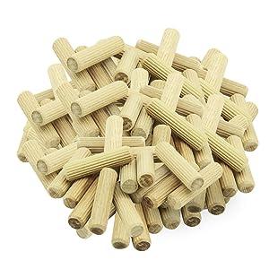 Nihao Wooden Dowel Pins 3/8