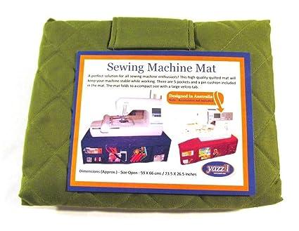 Amazon.com: yazzii máquina de coser Mat Organizador Falda ...